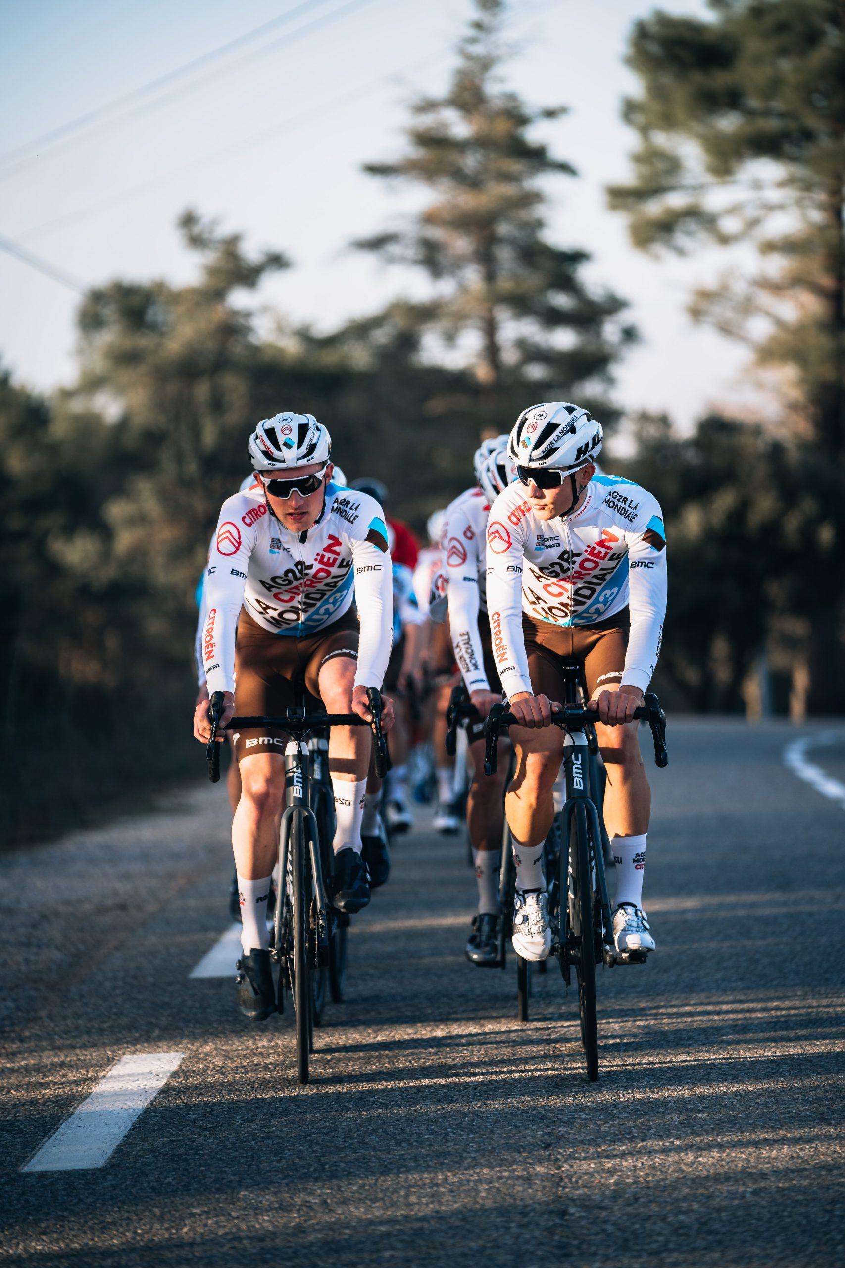 AG2R CITROEN U23 TEAM - Chambéry Cyclisme Formation